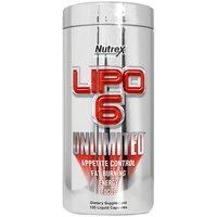 Lipo-6 Unlimited, 120 Capsules