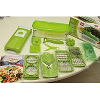 NEW In Box Genius Nicer Dicer Plus Multi Chopper