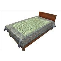 Latest Designer Paisley Print Single Bed Sheet Bed Spread SRB2134