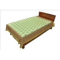 Designer Exclusive Floral Print King Size Single Bed Sheet SRB2135