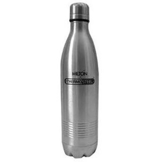 Milton Thermosteel Duo Dlx 750 750 ml Flask  (Pack of 1  Steel)