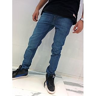 Pepe Jeans Blue Narrow Fit 30-36WAIST @discount Of 65%@PROMTION OFFER MRP.3299RS