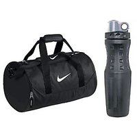 Combo of Gym Bag  Gym Sipper