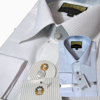 Men's New Exclusive Formal Or Semi Formal Good Quality Shirt Size 42