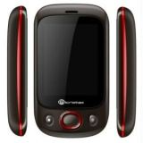 Micromax X222 Mobile -Cocoa Brown