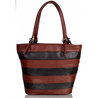 Clementine Brown Handbag (sskclem158)
