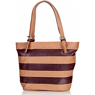 Clementine Beige Handbag (sskclem159)