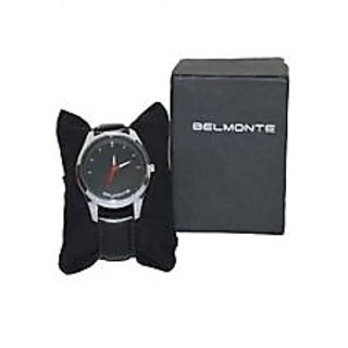 Offer:Belmonte World-class Black dial Watch