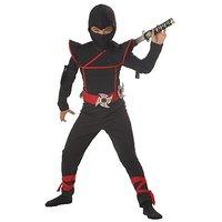 California Costumes Toys Stealth Ninja, Medium Plus