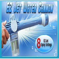 8 In 1 Ez Water Cannon With Soap Dispenser