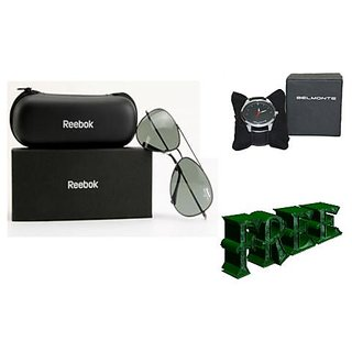 Jodi Pack Reebok Sunglass + Belmonte watch ( FREE SHIPPING)