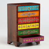 Rangeela 6 Drawer Box