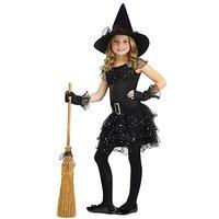 Glitter Witch Child Costume (Medium)