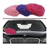 Microfiber Glove Mitt For Car, Home & Office Cleaning & Washing