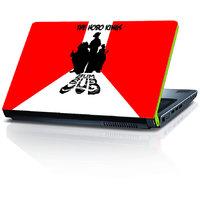 Red & White HOBO Kings Laptop Skin By Shopmillions