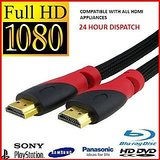 3M HDMI To HDMI GOLD PLATED CABLE FOR PC 2 TV HDTV PS3 BLUE-RAY DVD PLAYER 1080p