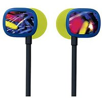Logitech Ultimate(Neon) In Ears 100 Noise Isolating Earphones