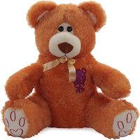 Acctu Brown Rock Bear Big Soft Toy