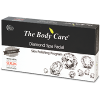 The Body Care - Diamond Spa Facial Kit (Skin Polishing Program)