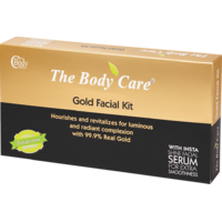 The Body Care - Gold Facial Kit