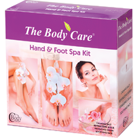 The Body Care -Hand & Foot Kit
