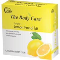 The Body Care -Lemon Facial Kit