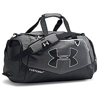 Under Armour Storm Undeniable II Large Duffle, Graphite (040), One Size