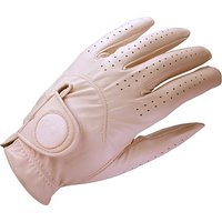 Bella Crystal Ladies Golf Glove (Pink, Left Hand, Small)