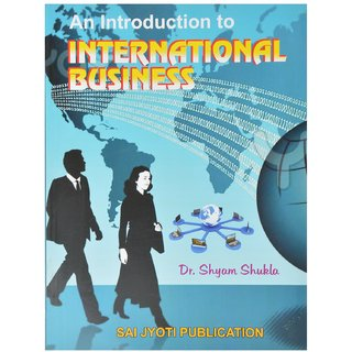 An Introduction to International Business
