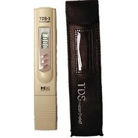 Pocket Digital TDS Meter + Carry Case - RO Filter Purifier Water Quality Tester - 4158646