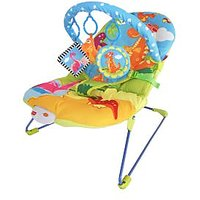 Luvlap Little Dino baby bouncer