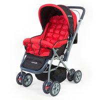 Luvlap Baby Stroller (StarShine) 99-1 Red
