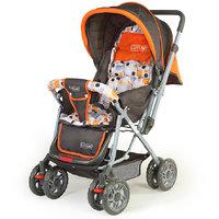 Luvlap Baby Stroller (Sunshine) 1003 B Orange