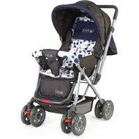 Luvlap Baby Stroller (Sunshine) 1003 C Navy Blue