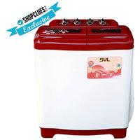 SVL 8201 Semi Automatic Top Load Washing Machine