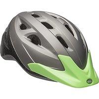 Bell Youth Richter Bike Helmet, Solid Titanium