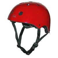 Pro-Rider Classic Bike & Skate Helmet (Red, Large/X-Large)