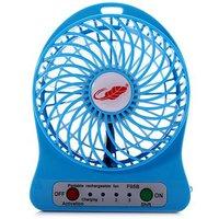 Powerpak Branded Powerful Portable Wireless Rechargeable Mini Fan