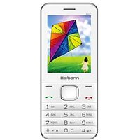 Karbonn K52starSlim Dual Sim GSM+GSM CAMERA LONG BATTERY Mobile Phone