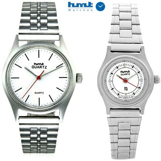 Hmt silver copels watches BAN21