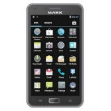 NEW MAXX AX8 RACE ANDROID MOBILE Black W/O MMC