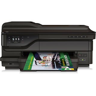 HP Officejet 7612 A3 Size Wide Format All-In-One Printer (Print, Scan, Copy, Fax, Wireless, Network, Duplex)