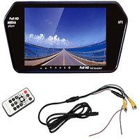 RWT 7 Inch Full HD Car Video Monitor For Maruti Zen Estilo New