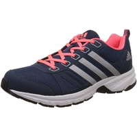 Adidas Women'S Adi Primo 1.0 W Rich Blue, Flash Red And Silver Mesh Running Shoes