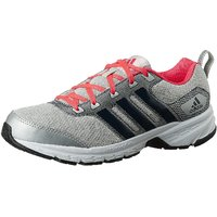 Adidas Women'S Alcor 1.0 W Silver, Blue And Red Mesh Running Shoes