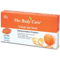 The Body Care -Orange Spa Facial Kit  (Skin Depigmentation Program)