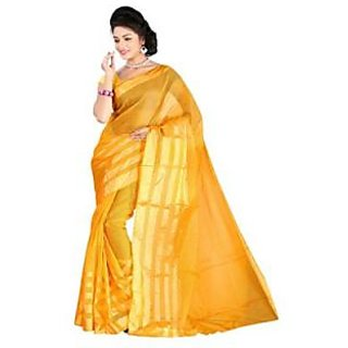 Indian Beauty Munga Cotton Saree