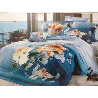 100% Cotton King Size Bedsheet - 4200600