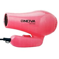 Nova Foldable Hair Dryer 1000w