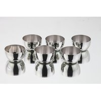 Kitchen Essentials 6 Pc Serving Bowls / Cups Set 120 Ml Royal Katori